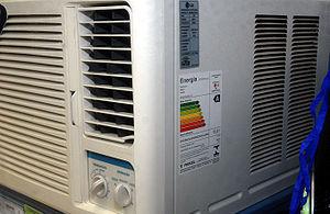 Aparelho de ar condicionado