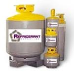 r502 refrigerant-tank